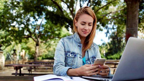 SMS-Smartphone